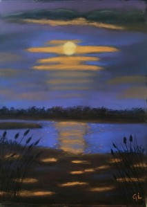 moonlight on water 1 gwen lally