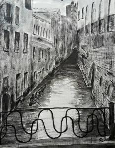 Venice 1 graphite